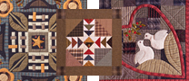 Patchwork quilt and applique Patterns